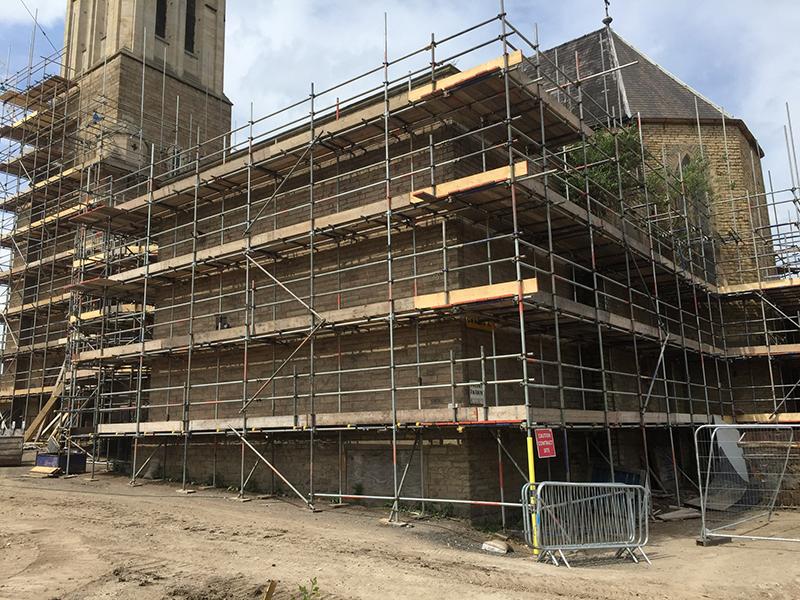 St Vincent's Church, Sheffield 6