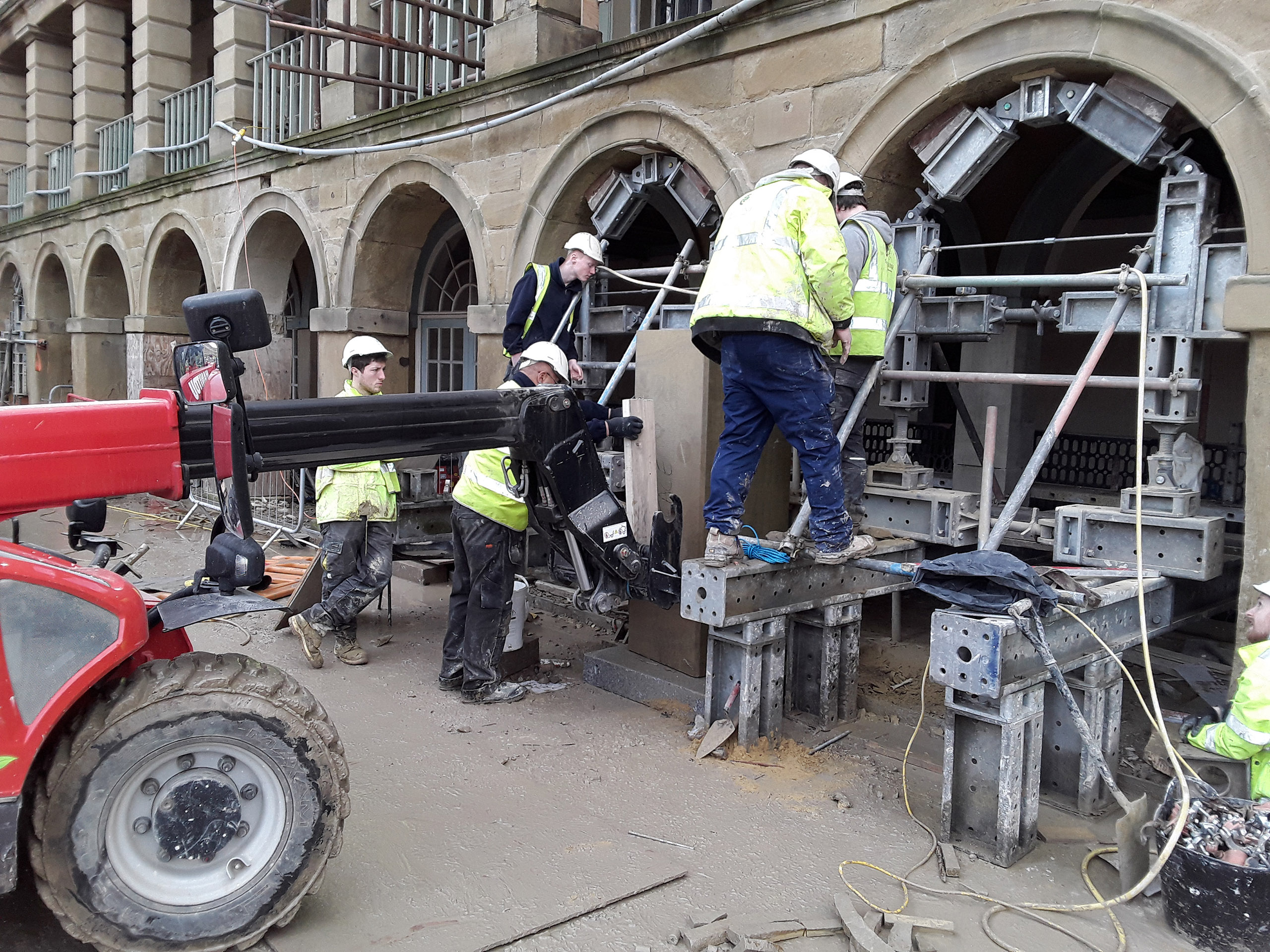 Stone Edge Piece Hall Large Stone Replacement