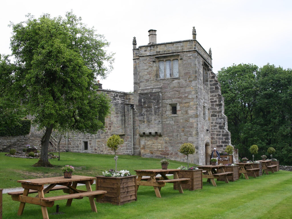 Barden Tower, Bolton Abbey 1