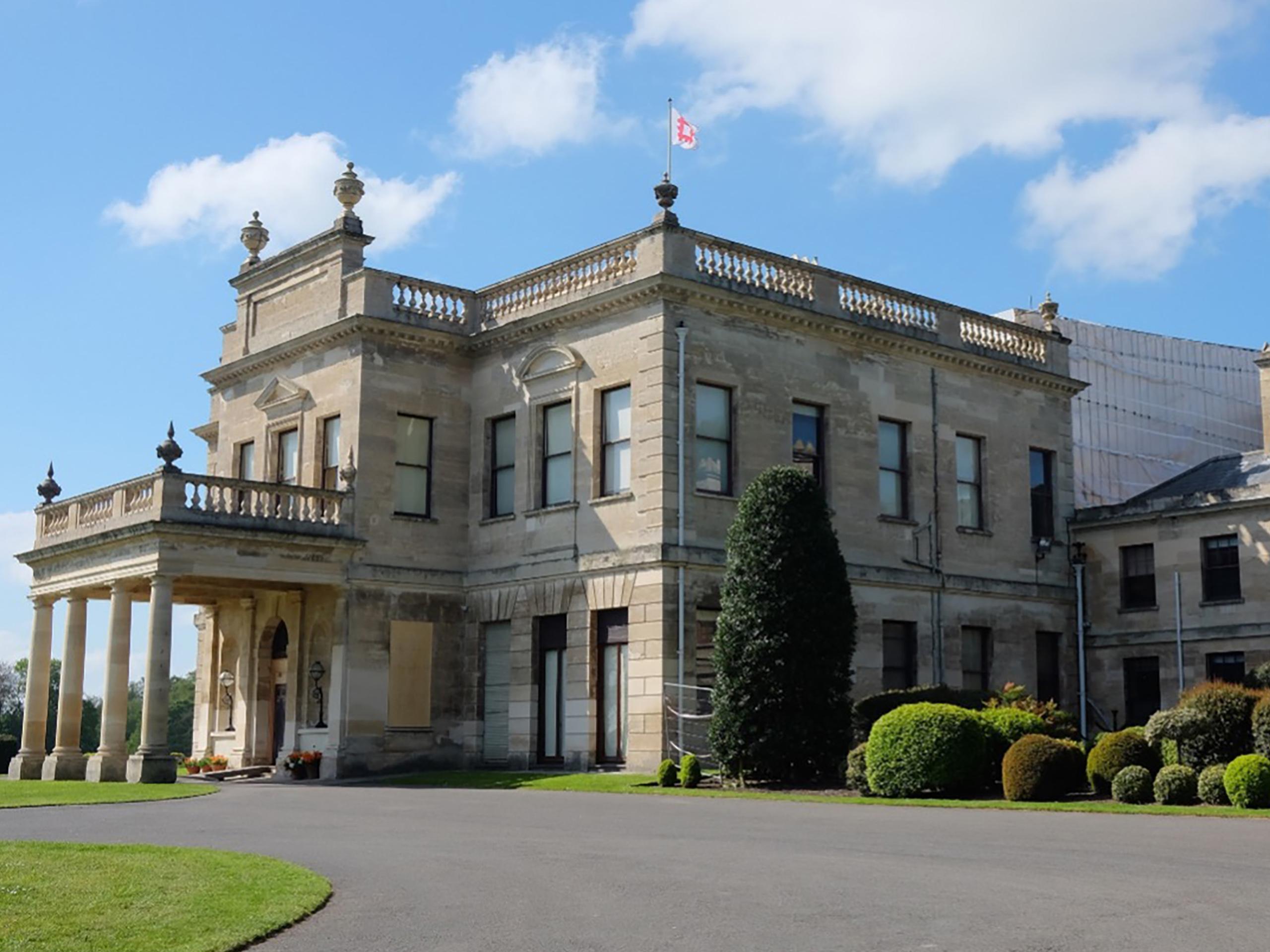 Brodsworth Hall 1