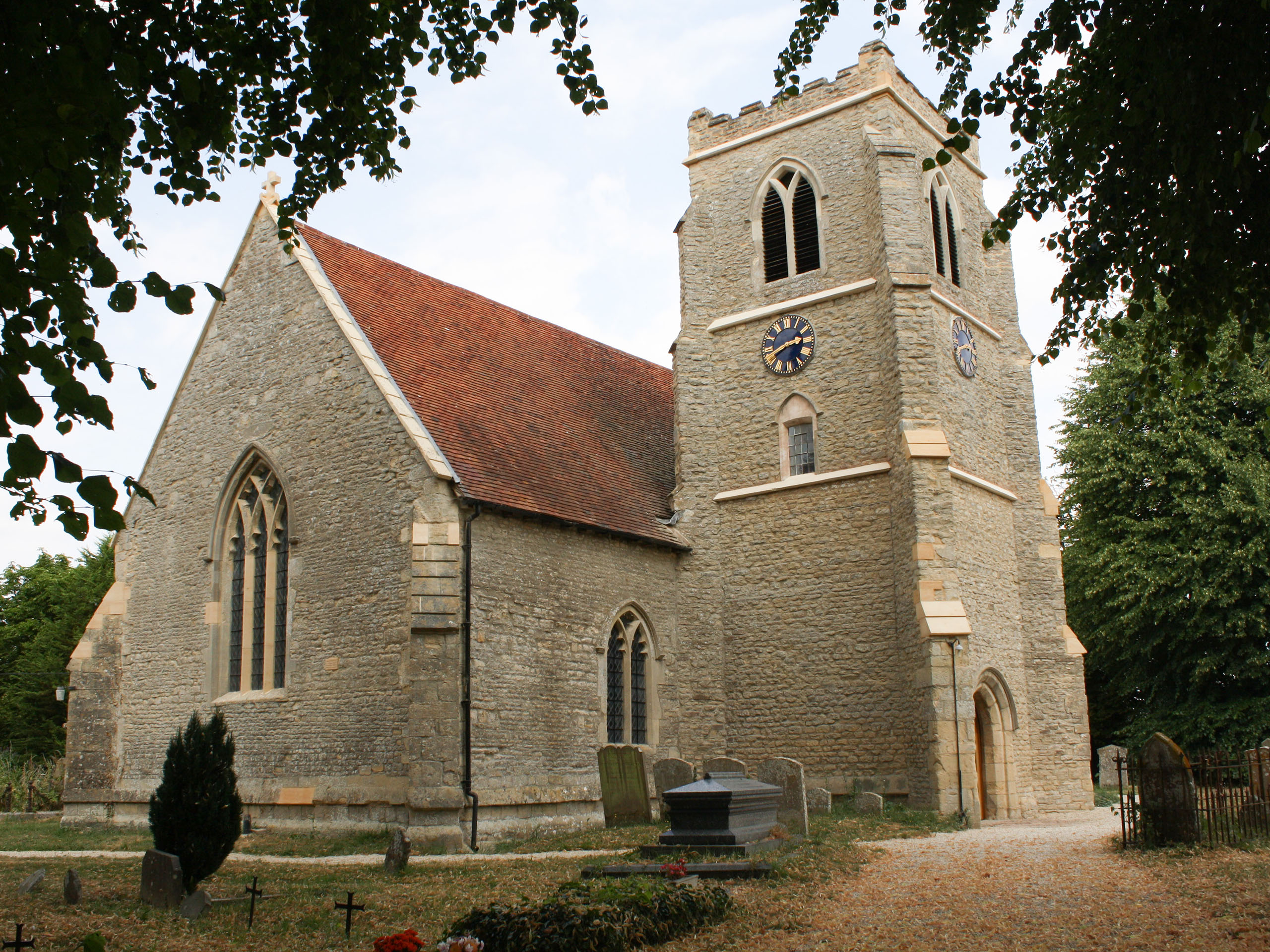 St Catherine's Church, Towersey, Oxfordshire Image 15