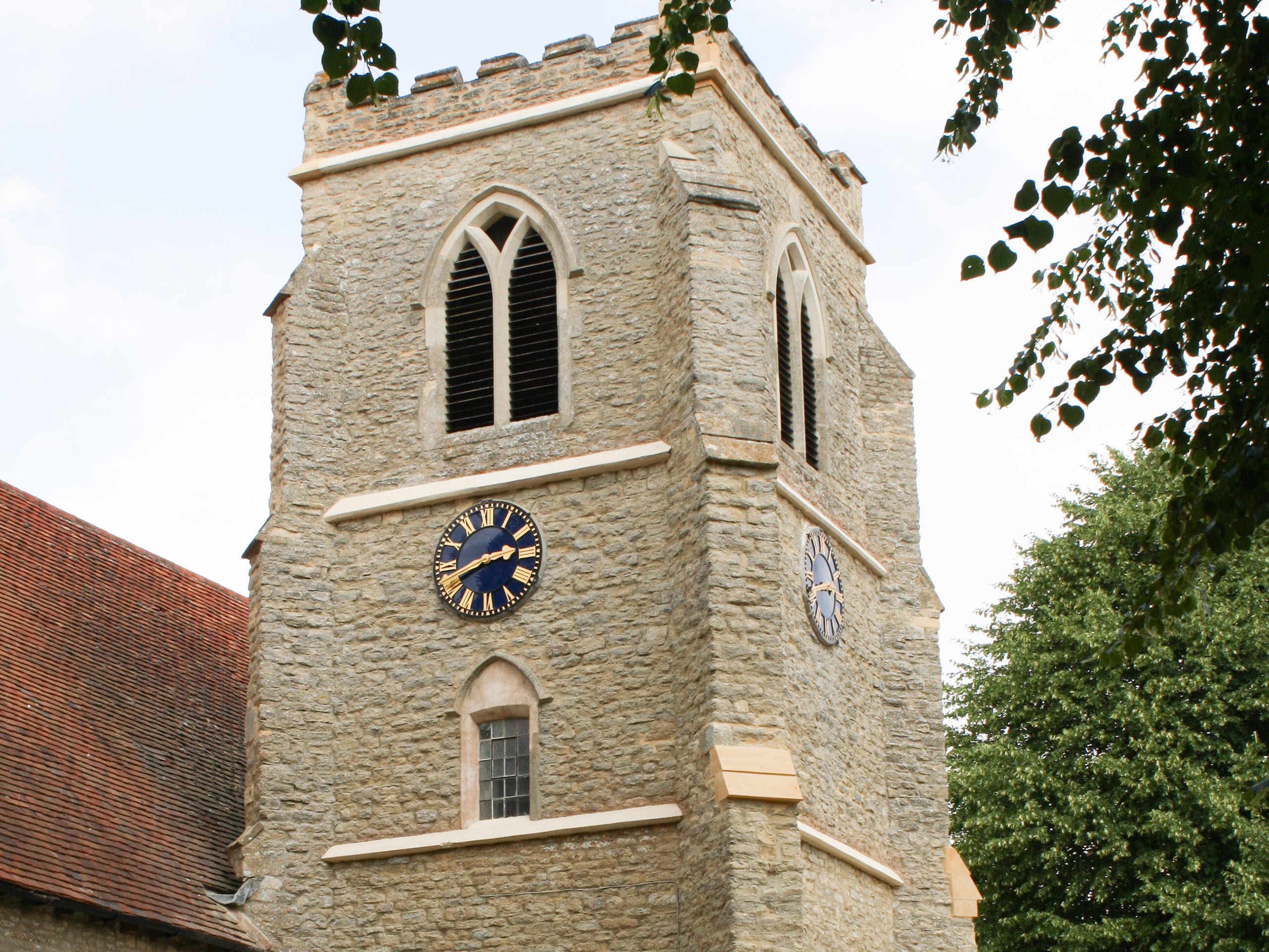 St Catherine's Church, Towersey, Oxfordshire Image 14