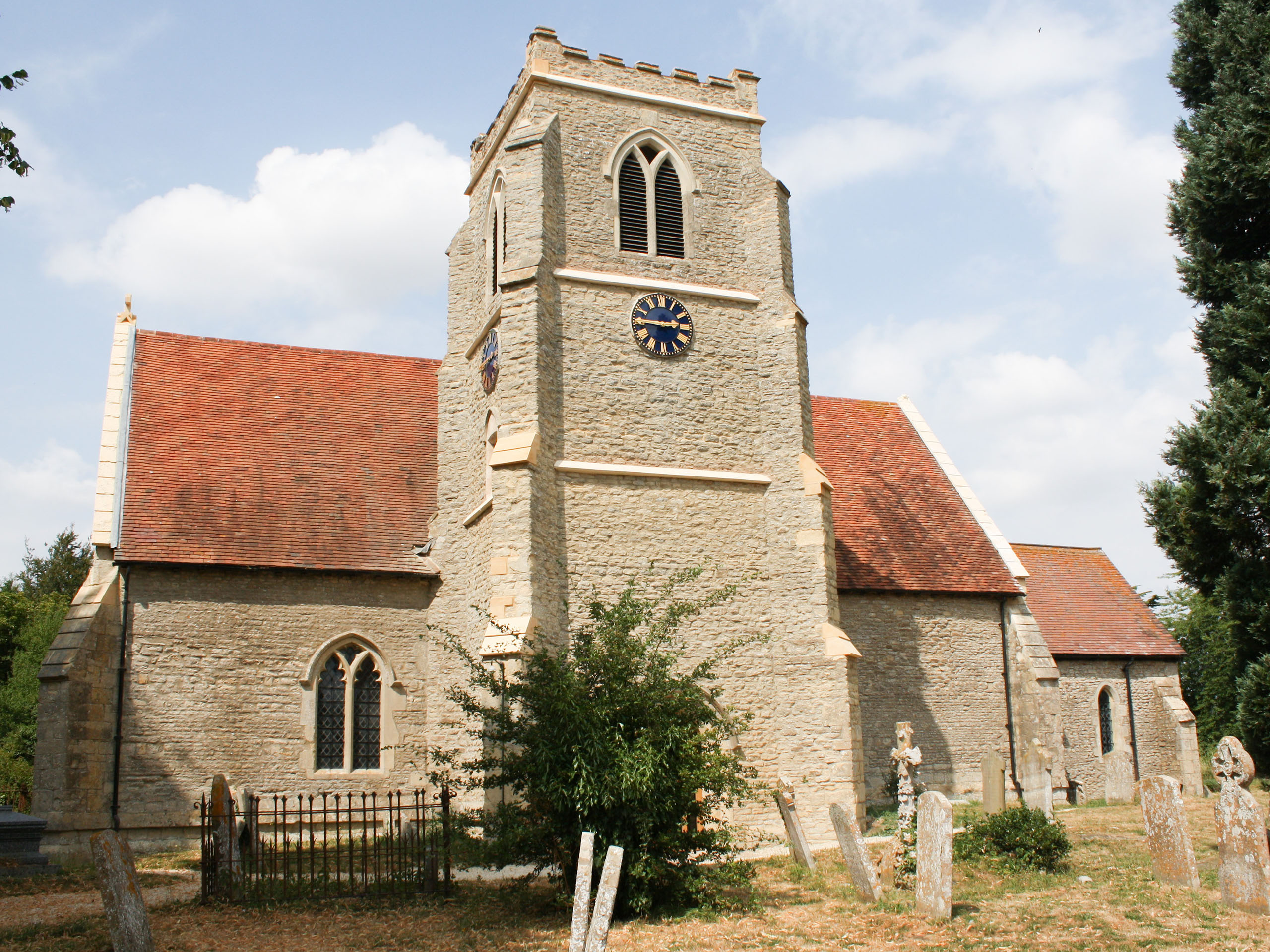 St Catherine's Church, Towersey, Oxfordshire Image 10