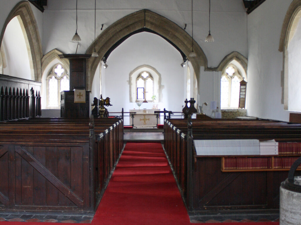 St Catherine's Church, Towersey, Oxfordshire Image 5