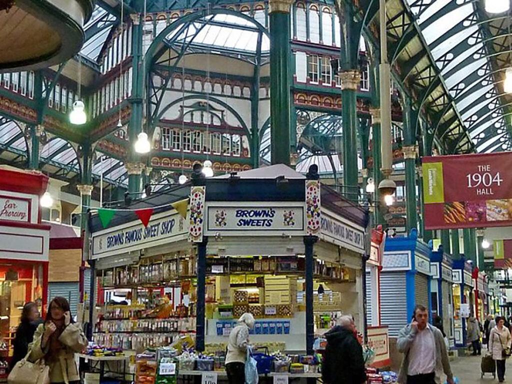 Kirkgate Market Leeds 1