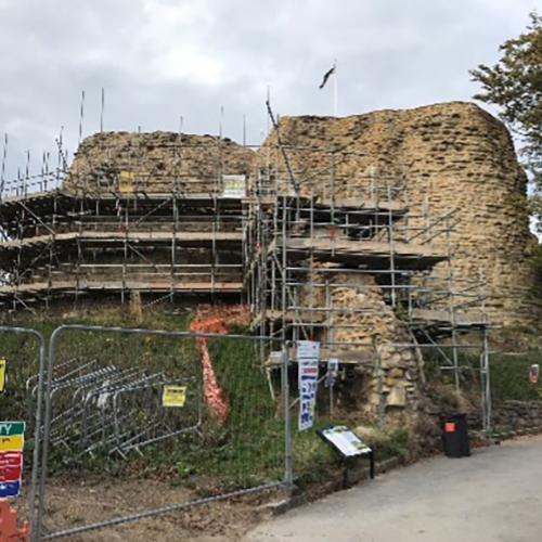 Pontefract Castle 2