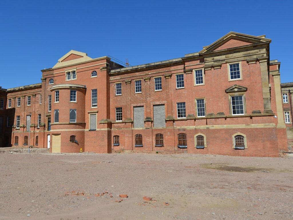 Royal Hospital Wolverhampton 1