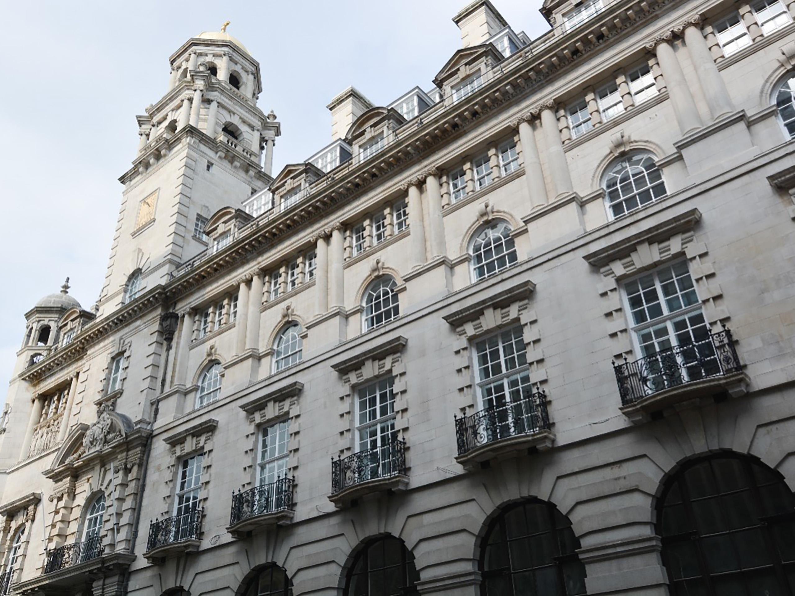 Royal Insurance Building Liverpool 1