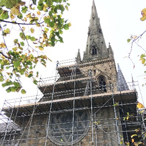 Salford Cathedral 4