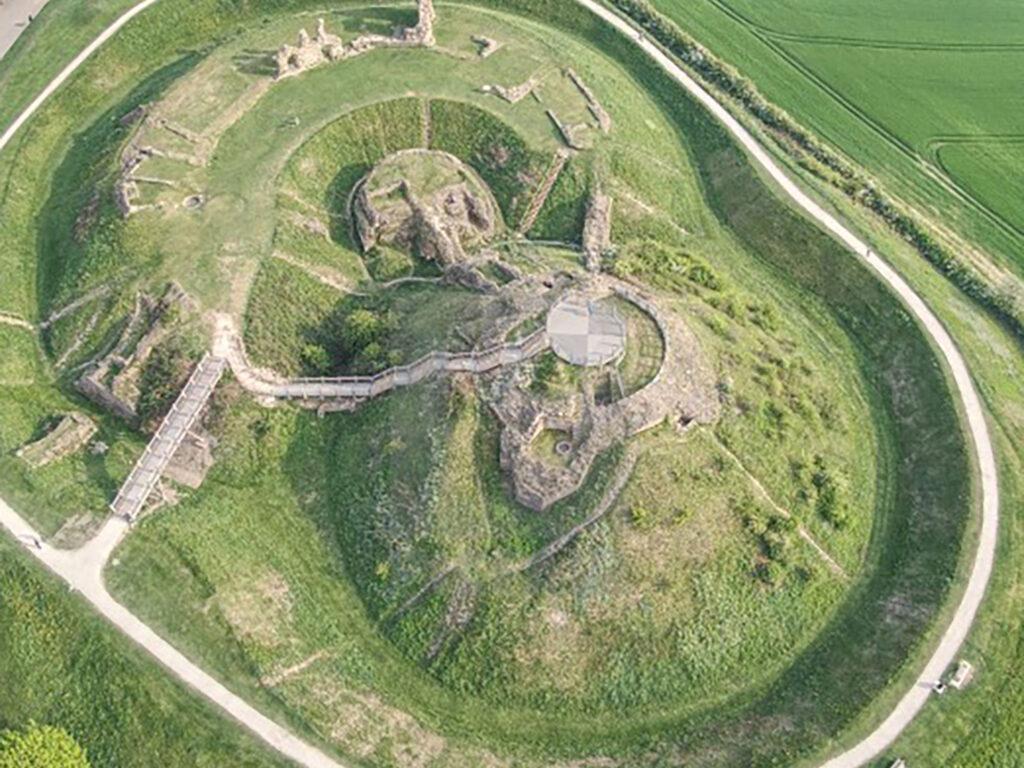 Sandal Castle, Wakefield 1