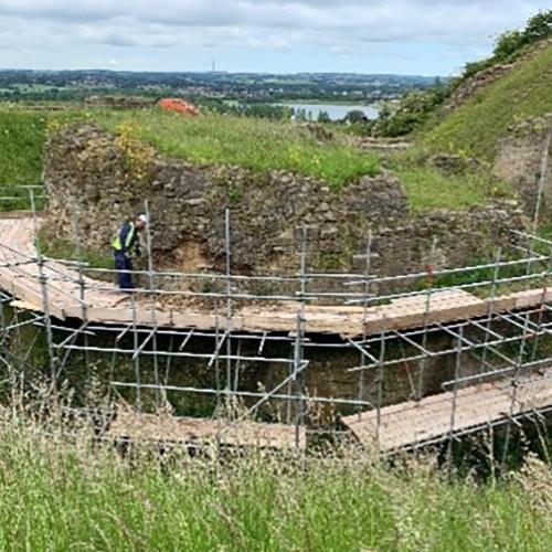 Sandal Castle, Wakefield 2