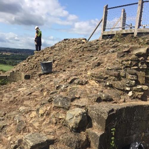 Sandal Castle, Wakefield 5