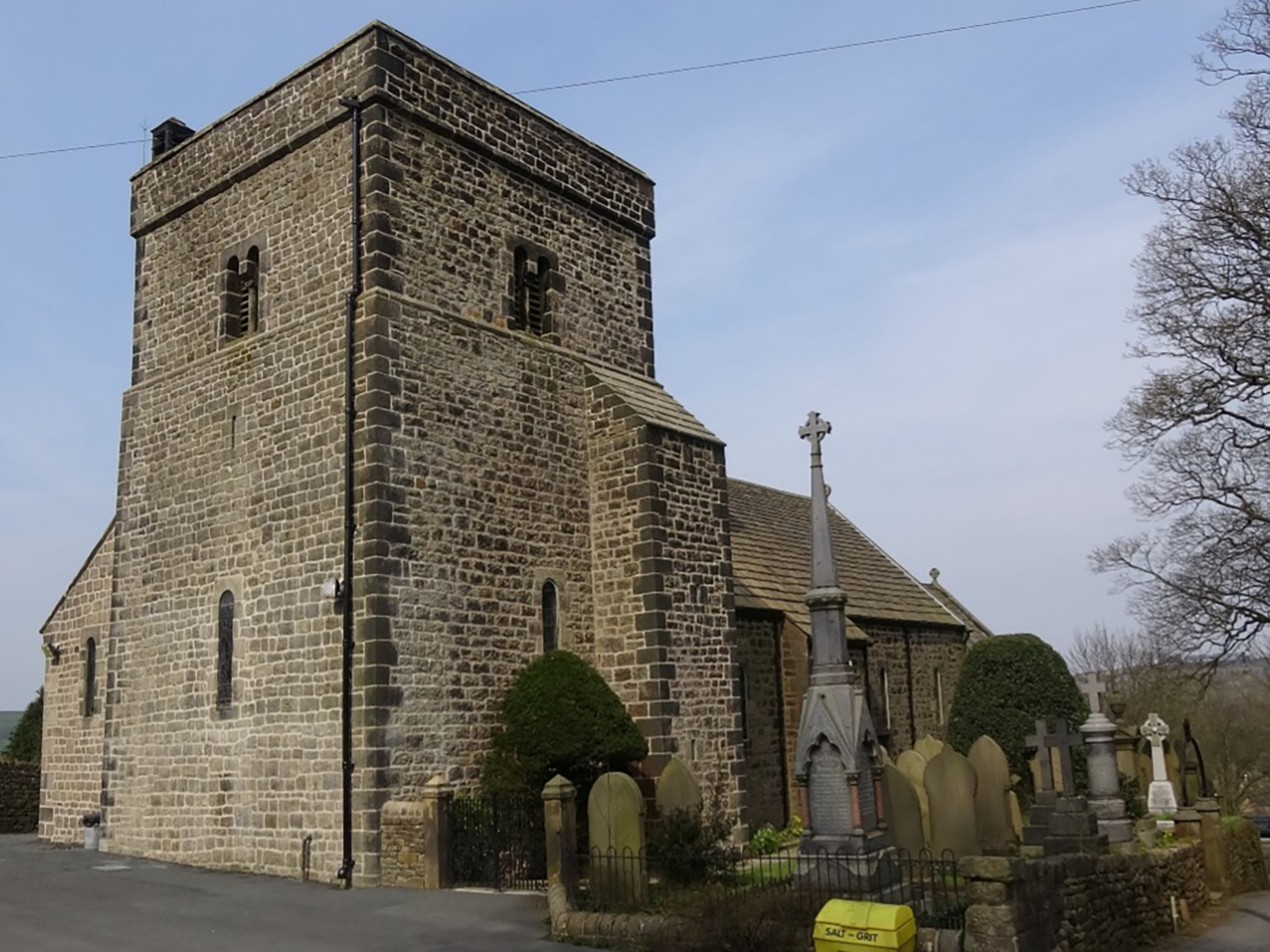 St Mary's Church Oxenhope 1