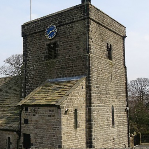 St Mary's Church Oxenhope 2