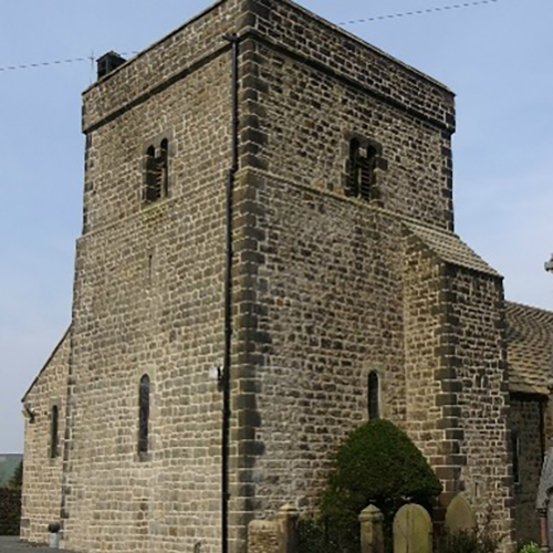 St Mary's Church Oxenhope 6