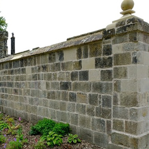 Whalley Abbey Wall 5