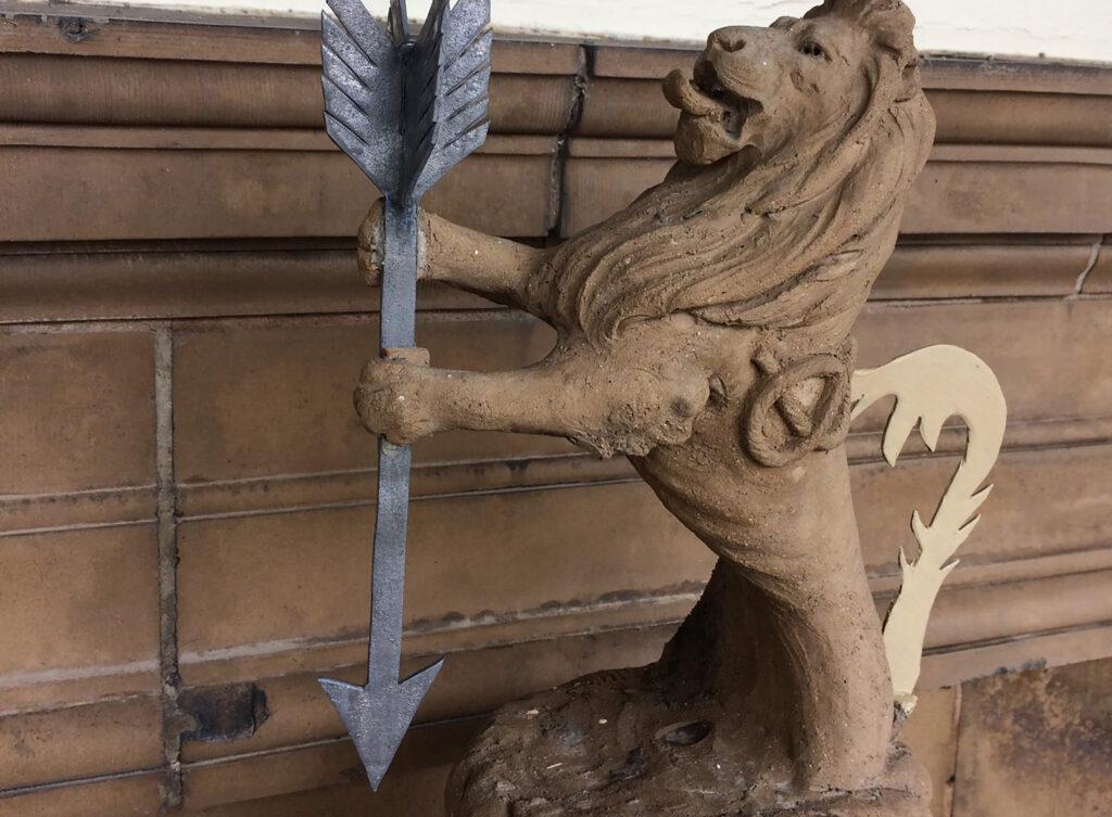 Smethwick Council House, Sandwell Lion