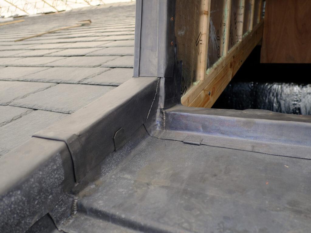Stone Edge Roof leadwork 2